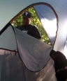 Tent Peeing